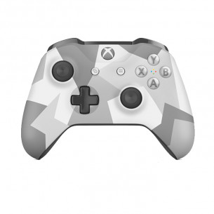 Xbox One S Wireless Controller Winter Forces Special Edition