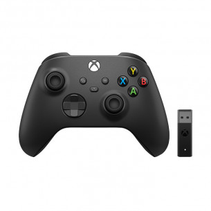 Xbox Series Wireless Controller + Wireless Adapter
