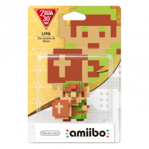 Amiibo The Legend of Zelda - Link 8-bit