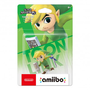 Amiibo Super Smash Bros - Toon Link
