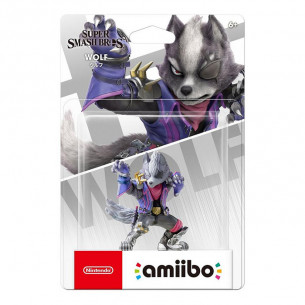 Amiibo Super Smash Bros - Wolf