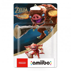 Amiibo The Legend Of Zelda Breath Of The Wild - Bokoblin
