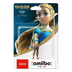 Amiibo The Legend Of Zelda Breath Of The Wild - Zelda