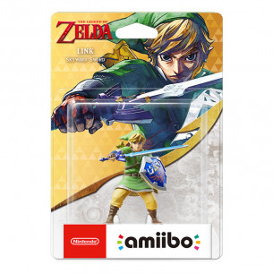 Amiibo The Legend of Zelda - Link