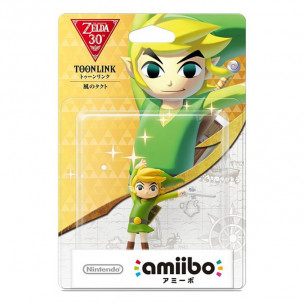 Amiibo The Legend of Zelda - Toon Link Kaze No Takuto