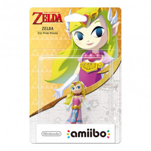 Amiibo The Legend of Zelda - Zelda