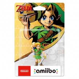 Amiibo The Legend of Zelda - Link Majora's Mask