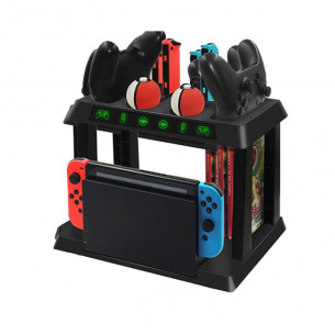 Multi-Function Charging Dock For Nintendo Switch