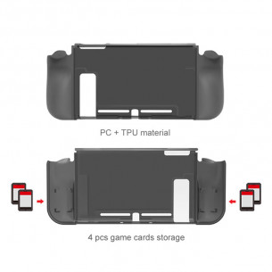 DOBE Protective Pack for Nintendo Switch
