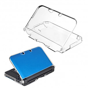 New Nintendo 3DS XL Crystal Case