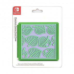 Nintendo Switch Premium Game Card Case - Animal Crossing