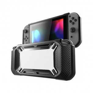 Case for Nintendo Switch Rubberized Snap on Hard Cover
