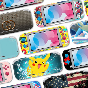 Skin Nintendo Switch Lite