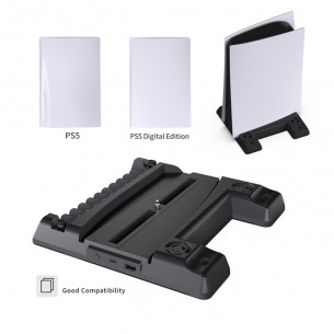 DOBE PS5 Multifunction Cooling Stand TP5-0593