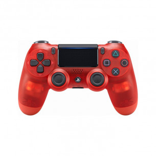 Dualshock 4 Wireless Controller - Red Crystal