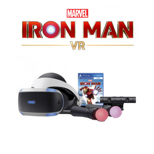 PlayStation VR Marvel's Iron Man VR Bundle