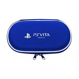 Hori Hard Pouch for PS Vita Blue