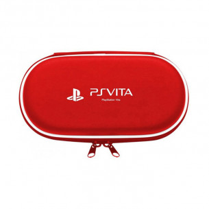 Hori Hard Pouch for PS Vita Red